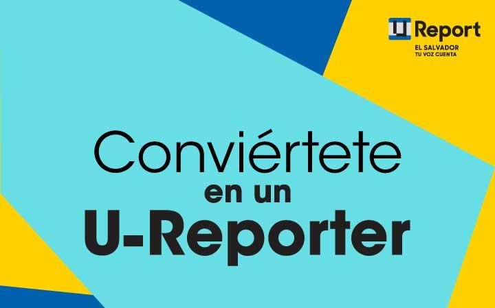 U-Report El Salvador