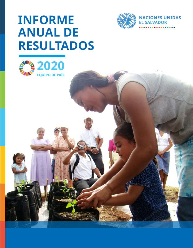 Informe anual de resultados 2020