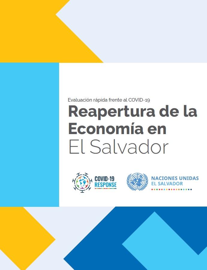 EVALUACIÓN RÁPIDA FRENTE A COVID 19: Reapertura de la economía en El Salvador