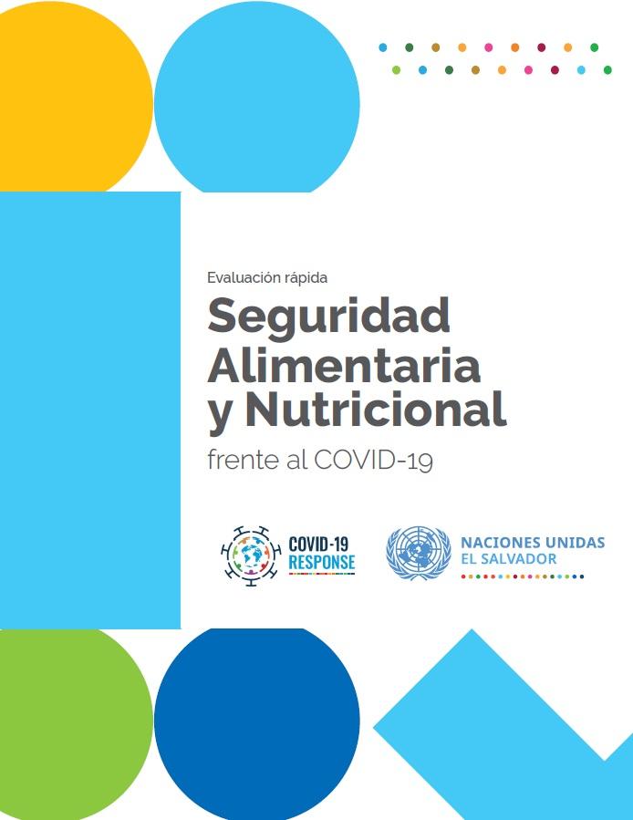 EVALUACIÓN RÁPIDA FRENTE A COVID 19: Seguridad alimentaria y nutricional