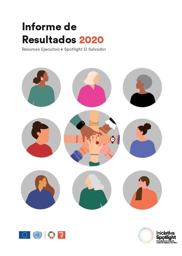 Informe de resultados 2020 - Iniciativa Spotlight