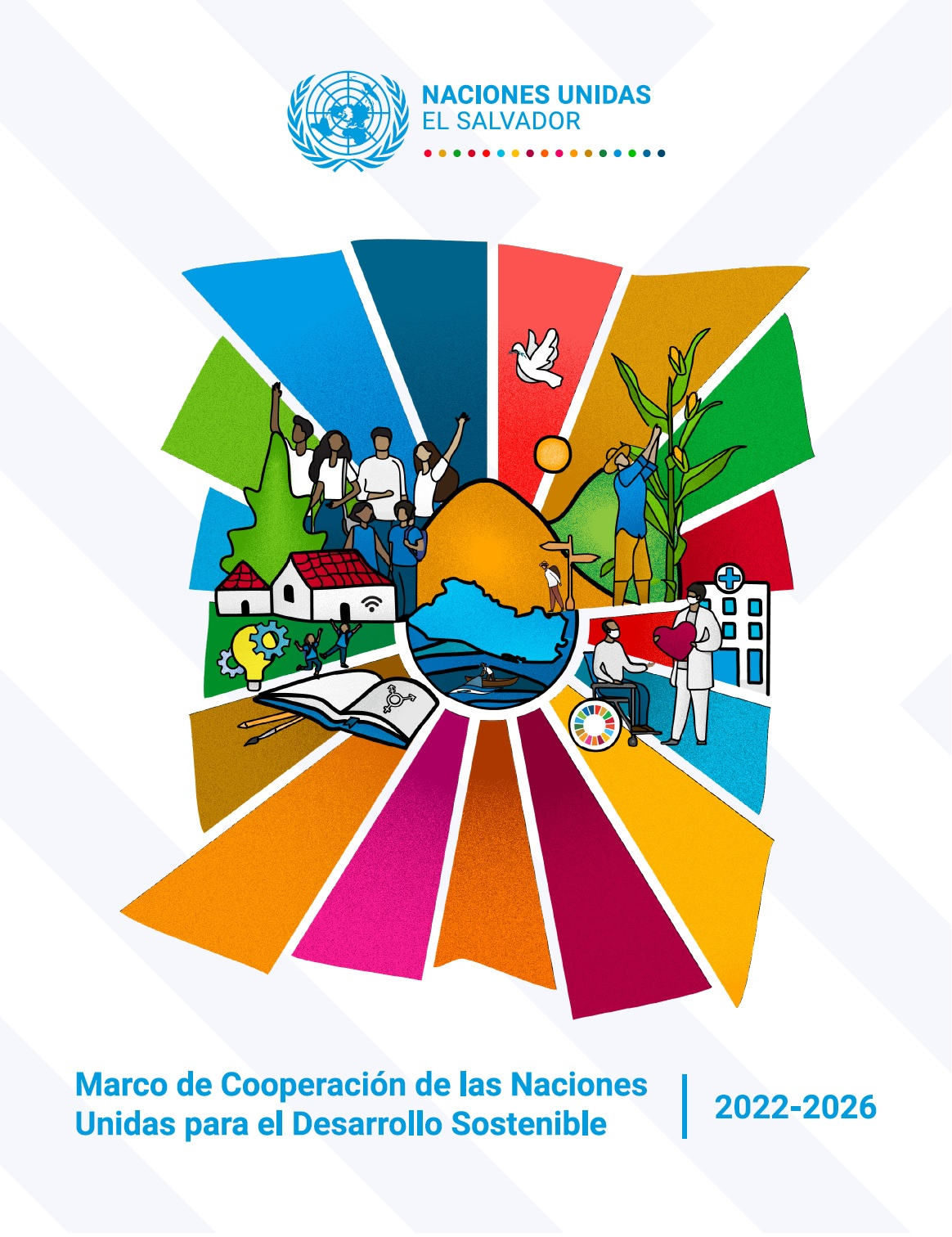 Marco de Cooperación de las Naciones Unidas para el Desarrollo Sostenible 2022-2026