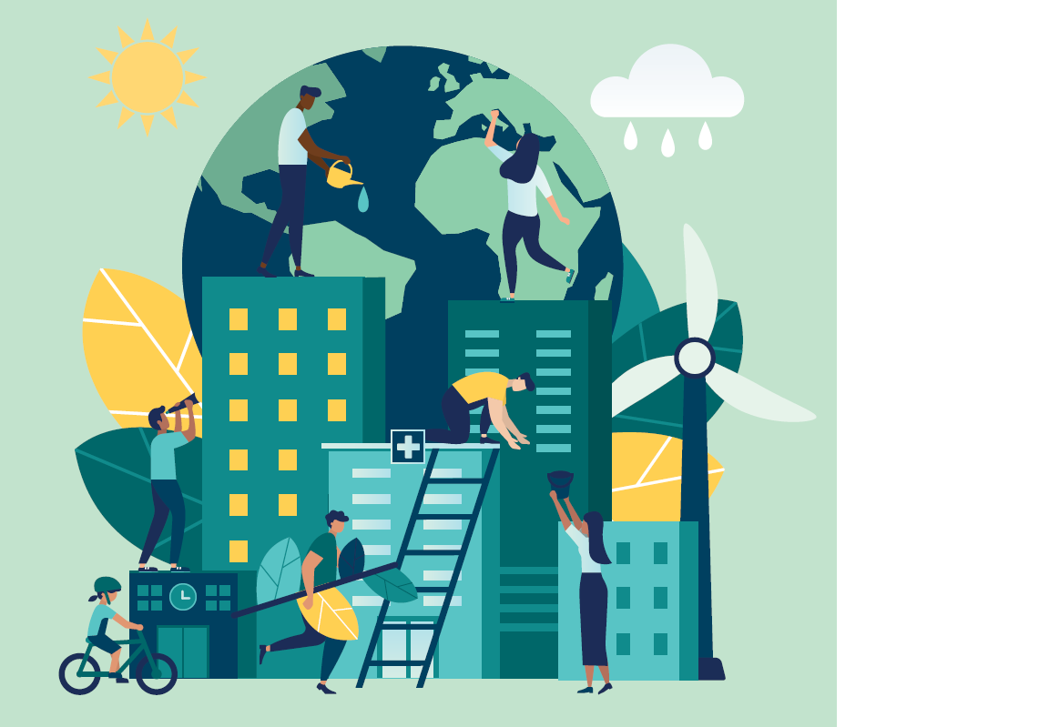 Un nuevo informe señala cómo la infraestructura define el clima del planeta